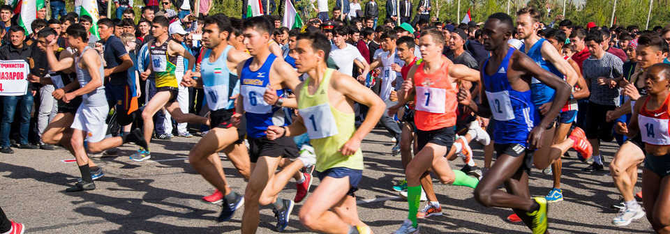 Dushanbe International Half Marathon 2018