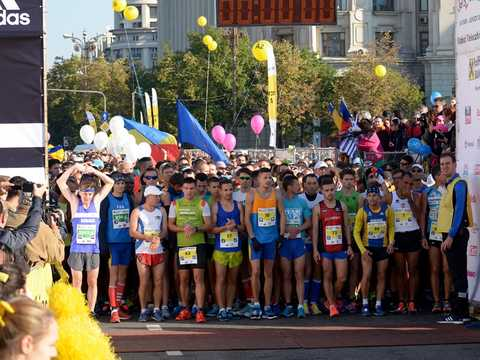 Bucharest 10K 2018