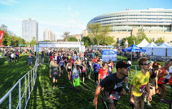 Soldier Field 10 Mile 2018