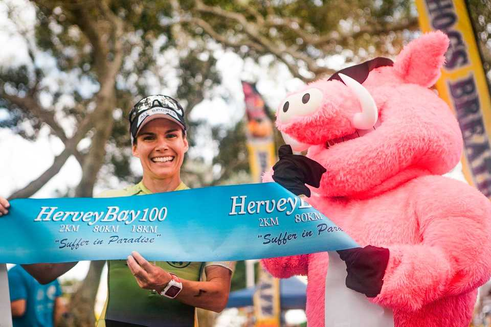 Hervey Bay 100 2018