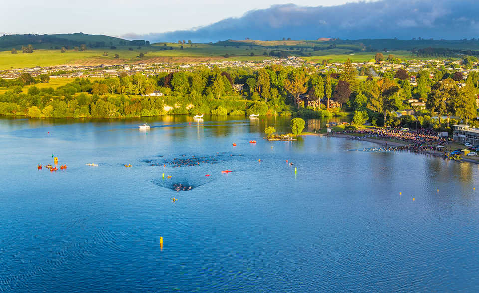 IRONMAN 70.3 New Zealand 2019