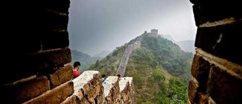 Great Wall Marathon 2015