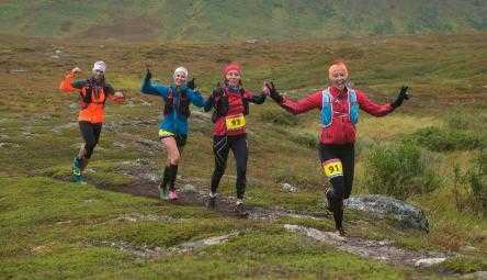 Tromso Mountain Challenge 2017