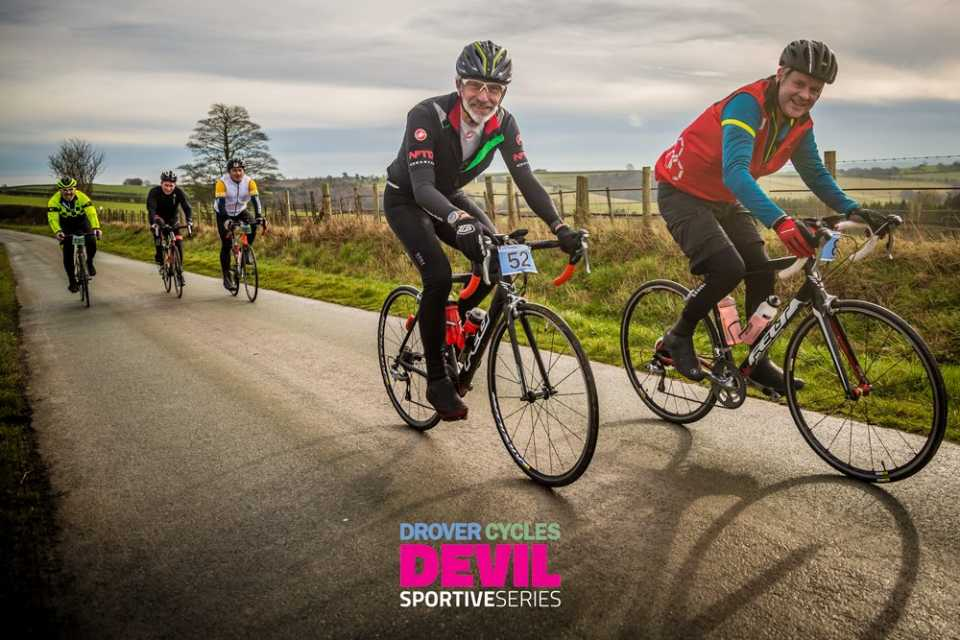 Drover Cycles Powys Devil Sportive 2017