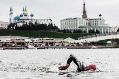 Ironstar Sprint Triathlon Kazan 2017