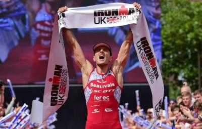 IRONMAN  UK 2012