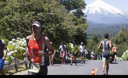 IRONMAN 70.3 Pucon 2017
