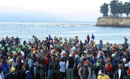 IRONMAN 70.3 Santa Cruz 2015