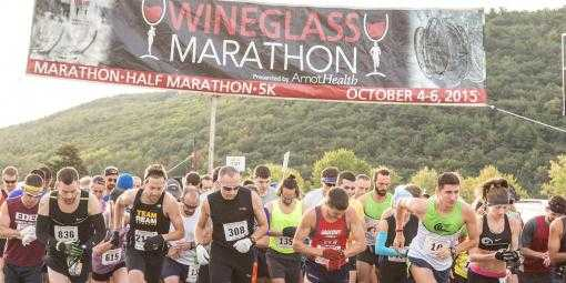 Wineglass Marathon 2018