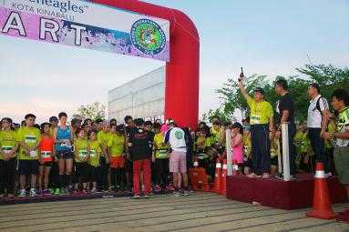 Borneo International Marathon 2017