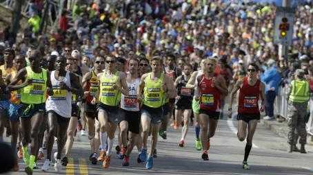 Boston Marathon 2012
