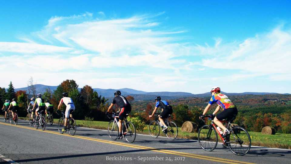 Farm to Fork Fondo - Berkshires 2017