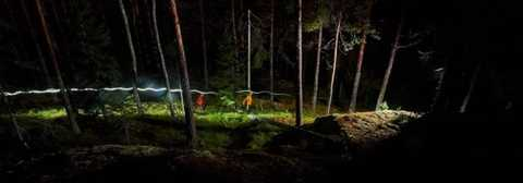 Bodom Night Trail 2017