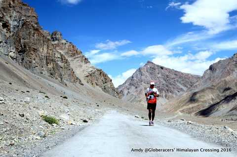 The Himalayan Crossing And The Spiti 2017