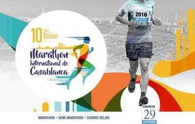 Grand Marathon International de Casablanca 2017