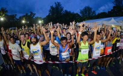 Bangkok Airways Boutique Samui Marathon 2017