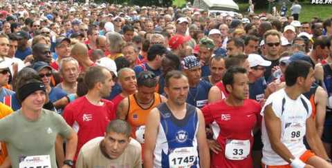 Paris St Germain en Laye – La Course 2012