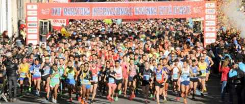Global Ports Maratona di Ravenna – City of Art 2018