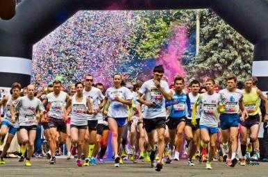 Kyiv Color Run 2017