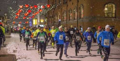 Polar Night Halfmarathon 2019