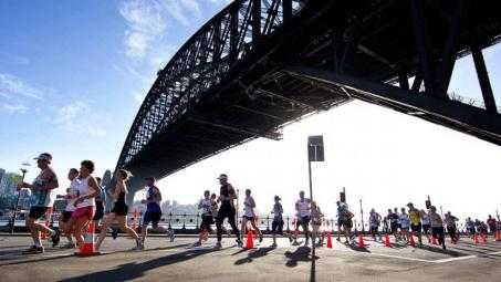 Sydney Marathon and Running Festival 2017