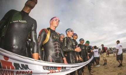 IRONMAN 70.3 South Africa 2012