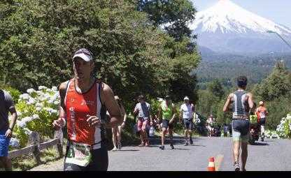 IRONMAN 70.3 Pucon 2015