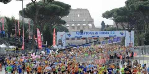 Run Rome The Marathon 2020