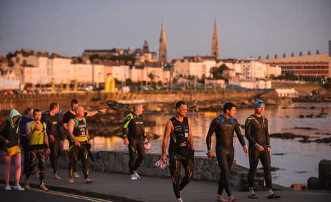 IRONMAN 70.3 Ireland, Cork 2021
