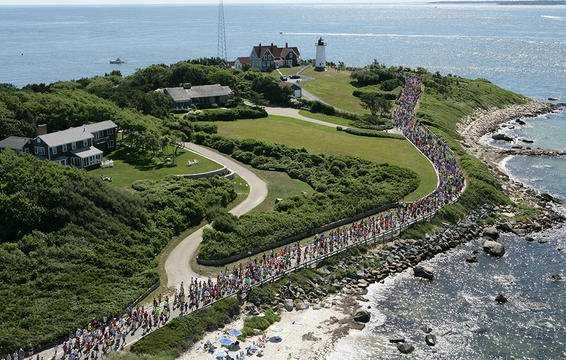 Falmouth Road Race 2017