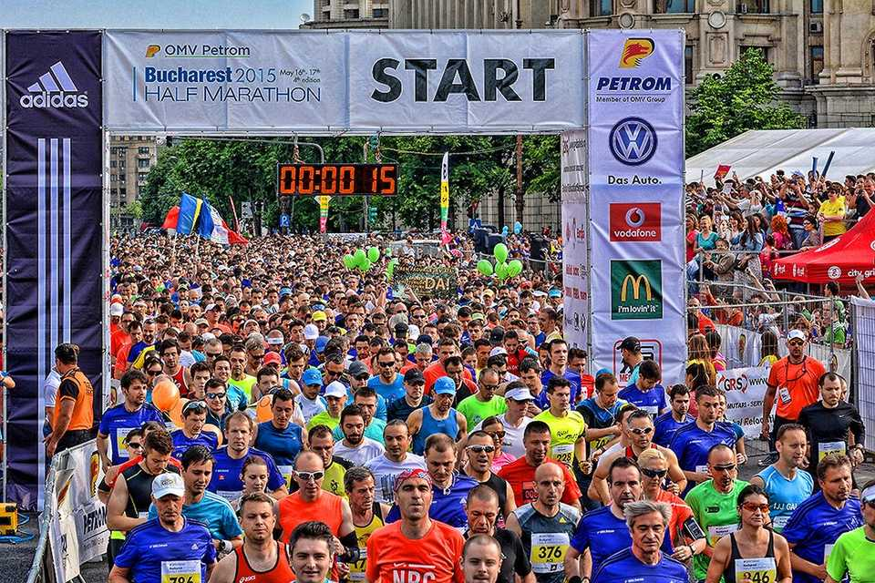Bucharest Marathon 2018
