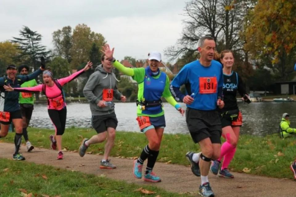 Thames Meander Marathon & Half – Winter 2020