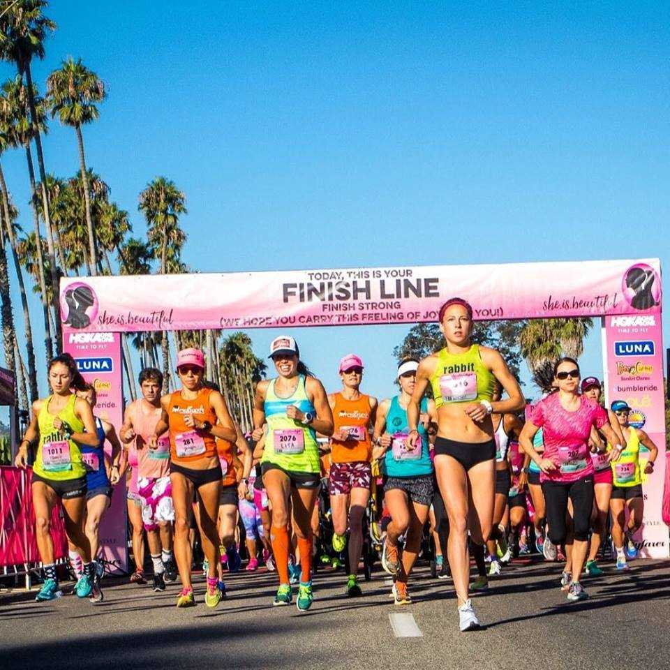 She Is Beautiful: The Pinkest 10K and 5K 2019